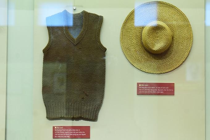 Những kỷ vật lần đầu công bố của Chủ tịch Hồ Chí Minh - 10