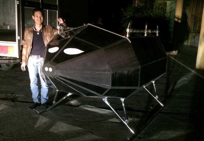 Phi thuyền không gian của Phạm Gia Vinh có thể tạo đột phá trong nghiên cứu quốc phòng! - Ảnh 1.