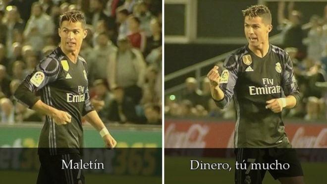 Ronaldo to cau thu Celta Vigo nhan tien tu Barca hinh anh 1