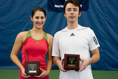Tay vợt Mỹ bị cấm thi đấu 10 năm vì dàn xếp tỷ số - ảnh 1