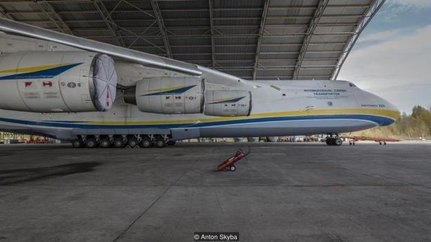 Trung Quốc và kế hoạch tham vọng với phi cơ lớn nhất thế giới - Ảnh 1.