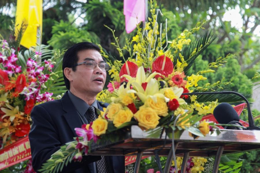 Xuc dong tai le an tang 12 hai cot liet si hy sinh tai Lao ve dat me hinh anh 5
