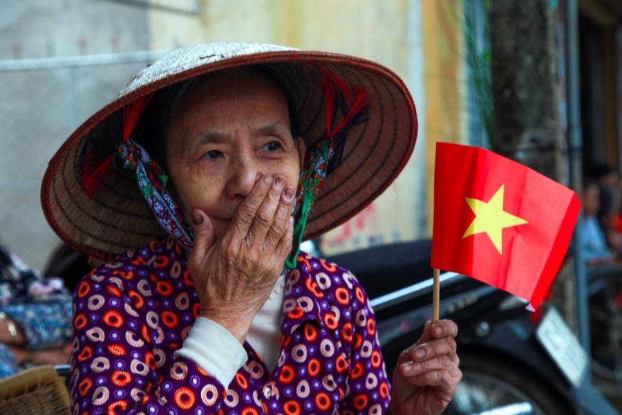 Xuc dong tai le an tang 12 hai cot liet si hy sinh tai Lao ve dat me hinh anh 11