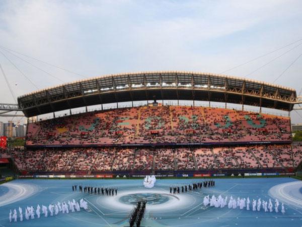 """Chùm ảnh: Lễ khai mạc """"gọn nhẹ"""" của U20 World Cup 2017"""