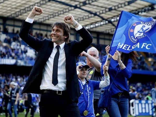 Chelsea lập kỷ lục về số trận thắng khi vô địch Ngoại hạng Anh