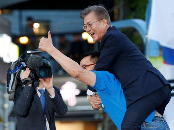 Tổng thống Hàn Quốc: làm thật tình, dân tin tuyệt đối