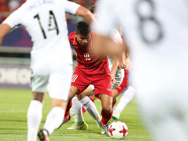 Những cơ hội vàng bị bỏ lỡ của U20 Việt Nam