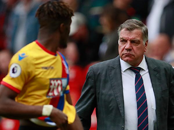 Allardyce chia tay Crystal Palace