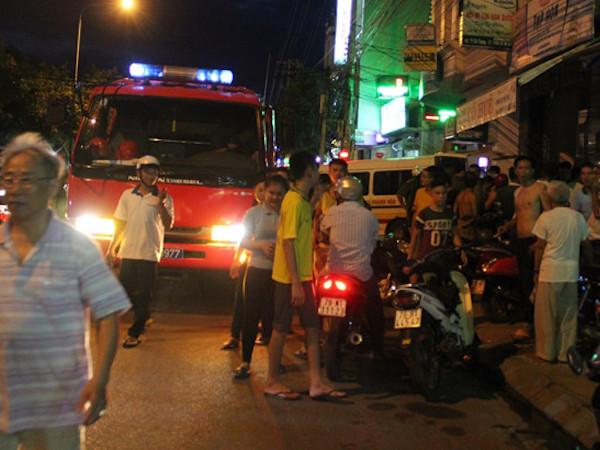 Nổ tại khách sạn ở Nha Trang, một phụ nữ tử vong tại chỗ