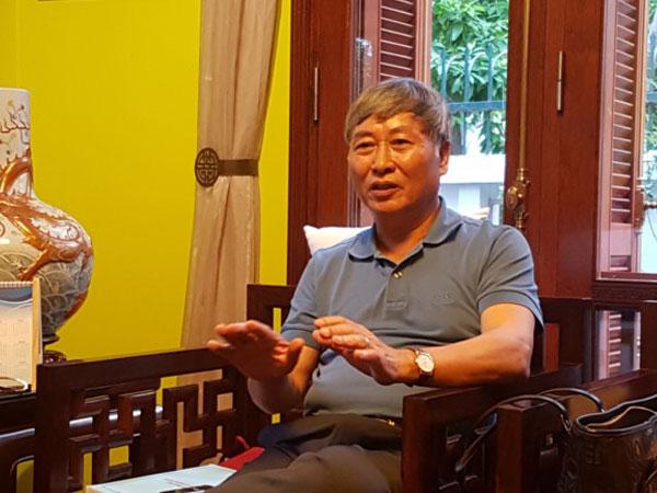 Ông Phí Thái Bình: