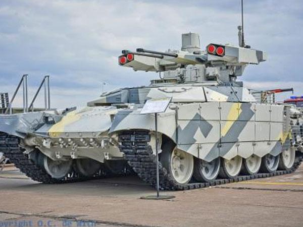 Việt Nam có nên mua BMPT-72 kèm theo T-90MS?