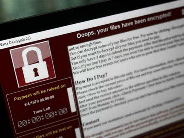 Tin tặc tung mã độc WannaCry đến từ Trung Quốc?