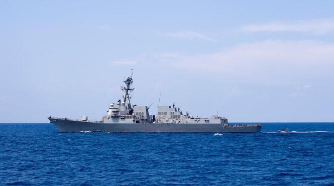G7 phản đối gây căng thẳng ở Biển Đông