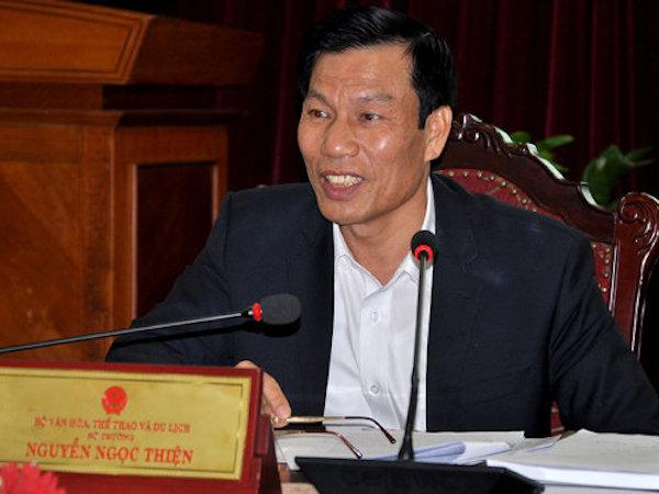 Bộ trưởng nhận trách nhiệm về lùm xùm từ Cục Nghệ thuật biểu diễn