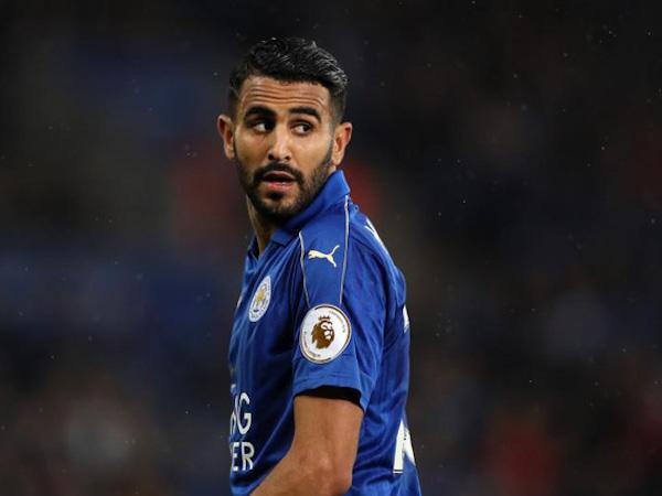 Riyad Mahrez tuyên bố rời Leicester City