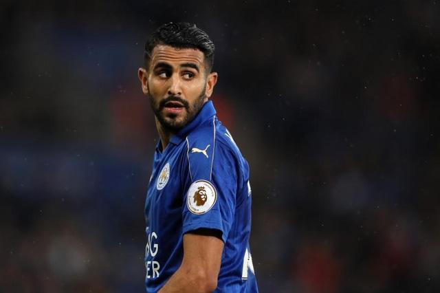Mahrez sẽ rời khỏi Leicester City trong mùa Hè 2017