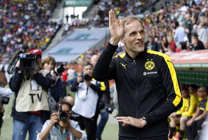 Vì sao Thomas Tuchel bị sa thải sau khi giành Cup Quốc gia Đức