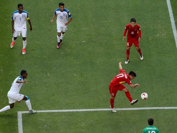 Tranh cãi việc U20 Việt Nam thành công hay thất bại ở World Cup
