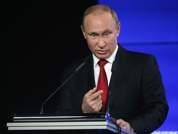 TT Putin: Tin tặc Mỹ có thể đã tạo chứng cứ giả đổ tội cho Nga