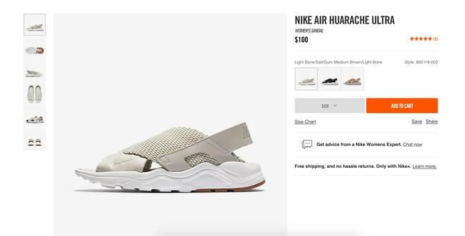 Đoạn clip về đôi sandals mới của Nike khiến nàng nào cũng muốn mua ngay - Ảnh 3.