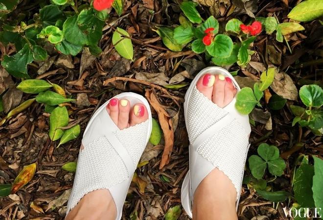 Đoạn clip về đôi sandals mới của Nike khiến nàng nào cũng muốn mua ngay - Ảnh 7.