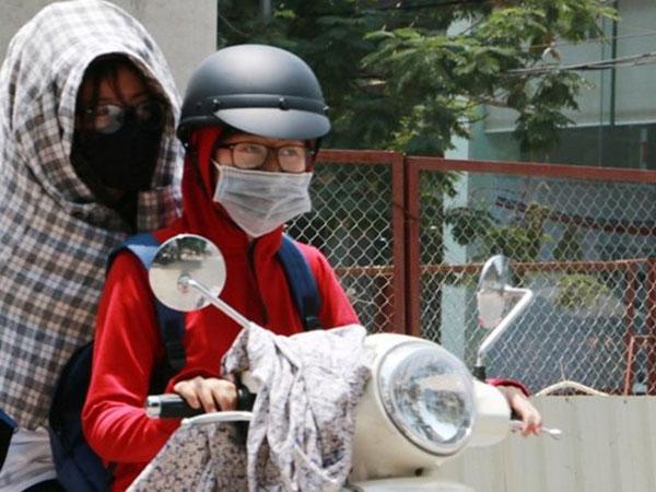 Nắng nóng kỷ lục: Mức nhiệt quan trắc đo được cao nhất ở Hà Nội từ năm 1972 đến nay