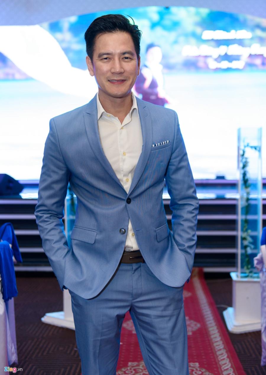 Quang Le, Thai Chau du tiec cuoi cua ca si Duy Truong hinh anh 5