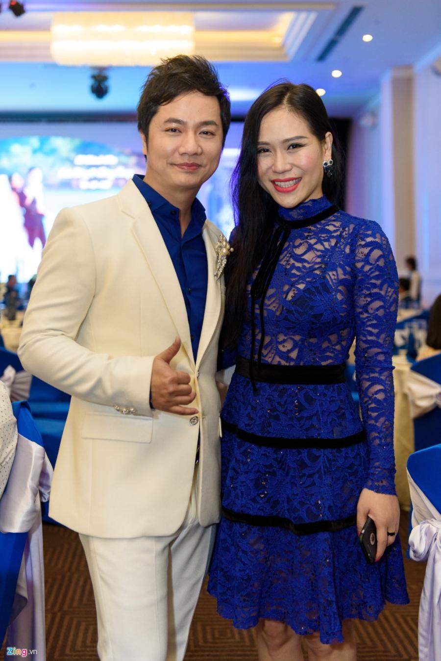 Quang Le, Thai Chau du tiec cuoi cua ca si Duy Truong hinh anh 6