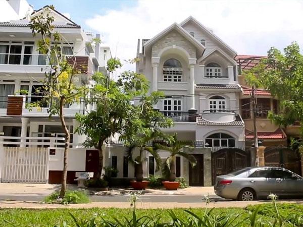 Xưởng bào chế thuốc lắc đặt trong biệt thự ở Sài Gòn của Hoàng