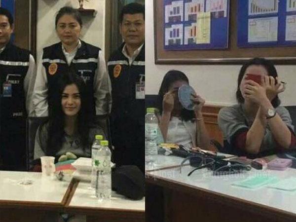 Nụ cười lạnh người và màn trang điểm khó hiểu của 3 nữ nghi phạm vụ