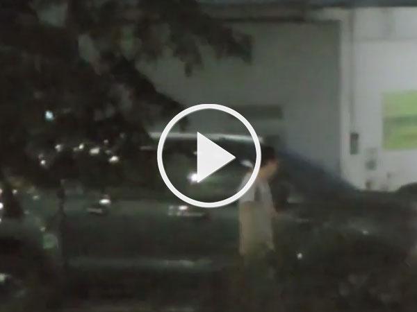 Video: Trinh sát trẻ gãy xương khi theo dấu