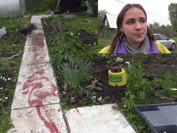Cô gái sống sót kể lại vụ giết người hàng loạt ở Nga