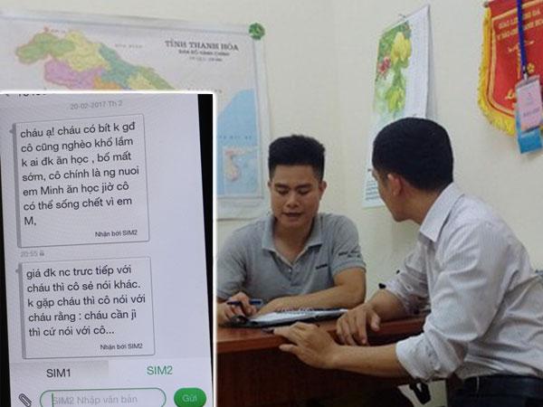 Vụ PGĐ bệnh viện quan hệ bất chính với điều dưỡng: Từng nhắn tin đe dọa người chồng