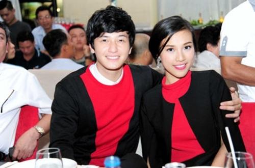 3 năm yêu cuồng nhiệt của Huỳnh Anh và bạn gái Á hậu - 2