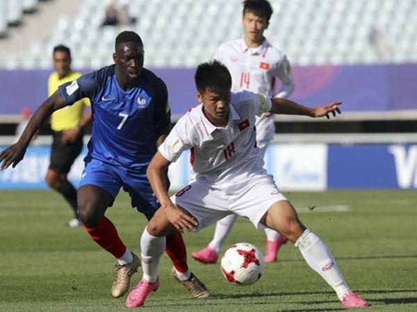 Báo Singapore ngưỡng mộ bóng đá trẻ Việt Nam