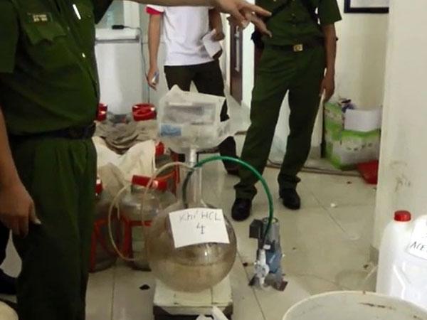 Video: Theo dấu Văn Kính Dương, trinh sát phát hiện