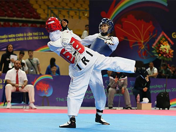 Việt Nam giành bốn HC vàng giải Taekwondo Thiếu niên Châu Á