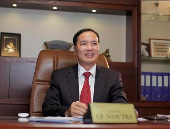 Ông Lê Nam Trà được điều chuyển về Văn phòng Bộ Thông tin và truyền Thông kể từ ngày 6/6/2017