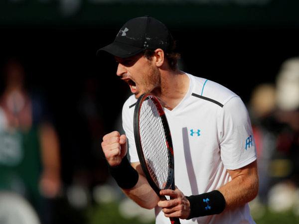 Murray gặp Wawrinka ở bán kết Roland Garros 2017