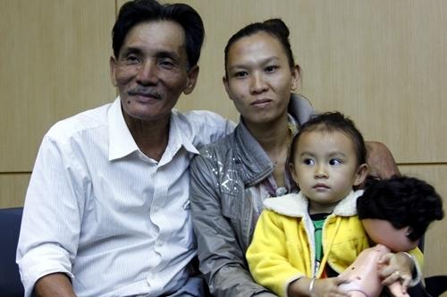 sao Việt,Thương Tín,vợ của Thương Tín,con gái Thương Tín