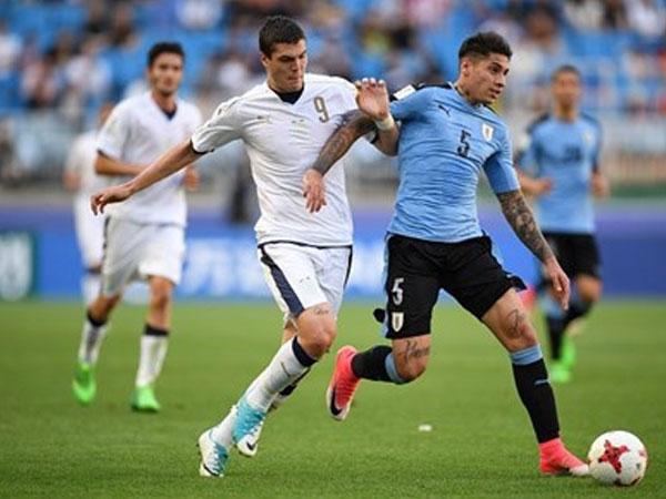 Hạ Uruguay bằng