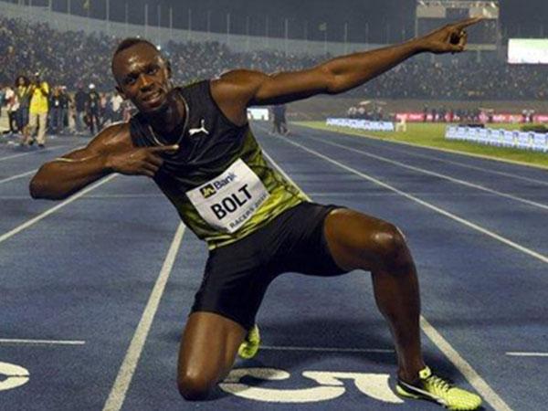 Bolt thắng cuộc đua 100m cuối cùng ở quê nhà