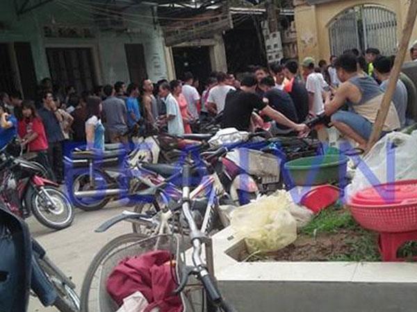 Hà Nội: Bé trai 35 ngày tuổi tử vong bất thường, nghi bị giết hại