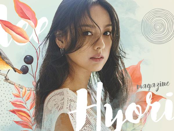 Sống như Lee Hyori: Hạnh phúc là cách do phụ nữ mong cầu, cảm nhận và hưởng thụ