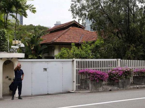 Anh em TT Singapore tranh cãi về ngôi nhà cũ của Lý Quang Diệu