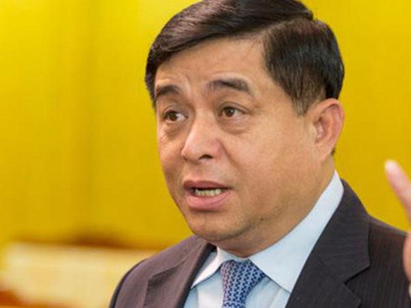 Bộ trưởng Kế hoạch: Không có xin - cho trong phân bổ vốn
