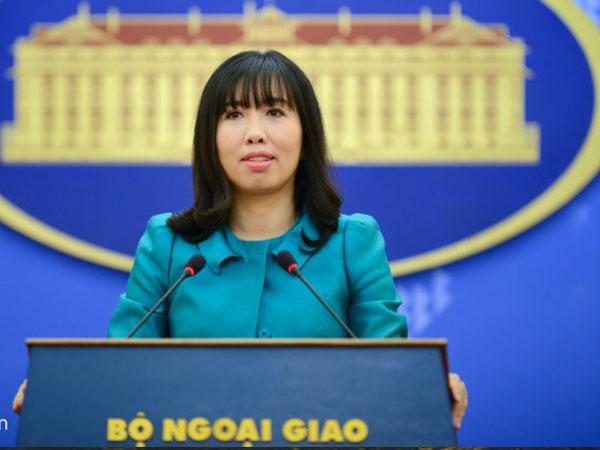 Việt Nam lên tiếng về phát ngôn của tổng thống Hàn Quốc