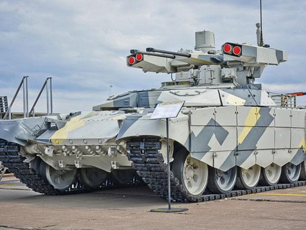 Quân đội Philippines nhanh chóng giải phóng Marawi khi có BMPT-72?