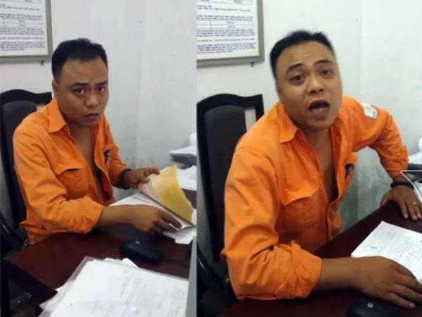 Hà Nội: Đình chỉ nhân viên điện lực phanh áo, dọa đánh khách hàng