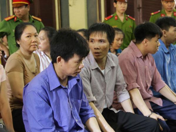 Một án tử, 3 án chung thân cho đường dây mua bán ma túy ở Sài Gòn